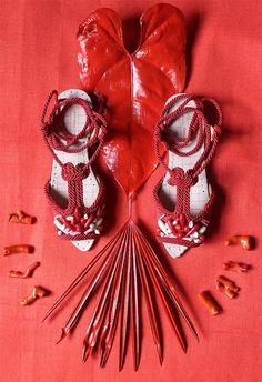 Lane Marinho Shoes - Brazilian Fashion Designers