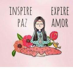 Inspira paz.... Expira amor....❤️ #paz #amor #peace #love #yoga #meditation #meditación #espiritual #spiritual #inspiración #inspiration #deseos #fortaleza #strenght #sabiduría #bendiciones #wisdom #namaste