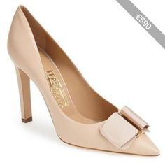 e022183c5e22 Salvatore Ferragamo  Mimi  Pump (Women) available at  Nordstrom Ferragamo  Shoes Women