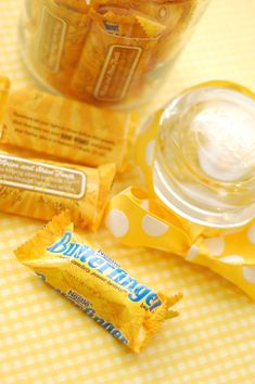 Arise and Shine Forth with Good Works Butterfinger Bars