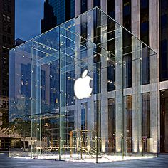 Apple Trademarks the Design of its Retail Stores