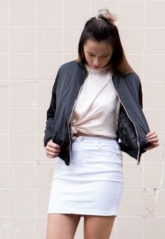 """Dandyy Bomber Jacket  A$70 