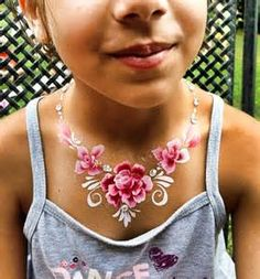 Face Painting by Silvia Vitali - Saferbrowser Yahoo Image Search Results