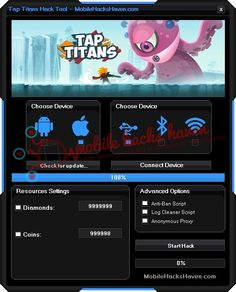 Tap Titans Hack Cheats