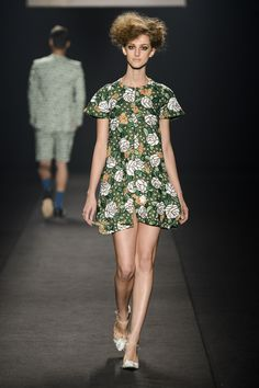 Summer Dress Fashion Rio 2014