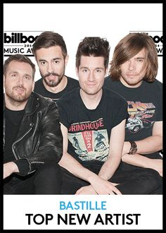 Top New Artist | BBMA Finalsts 2014 #ArianaGrande #Bastille #Lorde #CapitalCities #Passenger #BBMAs