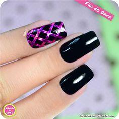 c51c2ed45 Fios de Ouro (fitinhas para as unhas)!  nail  unhas  fiosdeouro -  www.unhadeouro.com.br