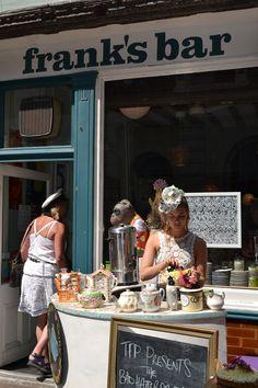 Bedford St Tea Party - Frank's Bar Franks Bar, Tea Party, Summer, Summer Time, Tea Parties