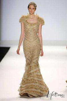 Rami Kashou's Final Collec... is listed (or ranked) 4 on the list The Most Memorable Project Runway Looks