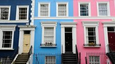 "Property analysts believe the housing market started 2013 in ""slightly better shape"" than it has done in either of the previous two years, as prices stabilised in January. London Architecture, Architecture Details, Property Prices, House Prices, Terrace House Exterior, London House, Uk Homes, Build Your Dream Home, Home Ownership"