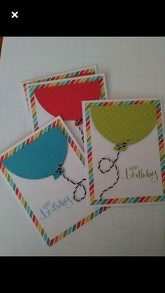 Best Free Birthday Card balloons Tips Obtaining your friends and family funny, innovative, or even expressive birthday bash cards is definitely a nice gesture Simple Birthday Cards, Homemade Birthday Cards, Bday Cards, Kids Birthday Cards, Homemade Cards, Birthday Sayings, Free Birthday, Birthday Crafts, Sister Birthday