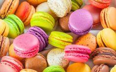 еда, макаруны, macaron, almond, cookies, dessert, sweet, макарун, десерт, печенье
