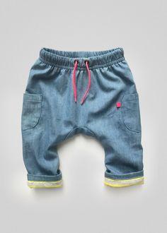 Olli Lined Pants PDF Sewing Pattern