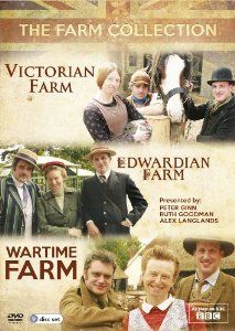 """Wartime Farm"" The Farm Collection (Featuring Victorian, Edwardian and Wartime Farm) (DVD) at BBC Shop Period Movies, Period Dramas, Movie List, Movie Tv, Movies Showing, Movies And Tv Shows, Drama Series, Tv Series, Bbc Drama"