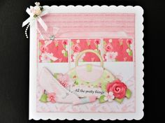 Pink Birthday   All the pretty things by Valerie Spowart