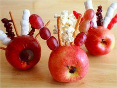 Easy Thanksgiving Crafts For Kids -- Gobble, Gobble!
