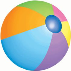 The Beach Ball Cutout is perfect for birthdays, pool parties, luaus, and any other kind of Summer celebration! This cutout measures to be 8 inches, and is great for use indoors and outdoors. Since it'