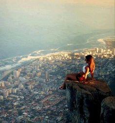 vertige fear of heights vide rooftoping