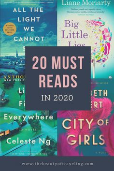 20 Books You Should Read in 2020 - Book Recommendations 2020 Are you looking for book recommendations? I'm sharing 20 Books You Should Read in These amazing book picks will inspire you to start 2020 fresh! Books You Should Read, Best Books To Read, I Love Books, Good Books To Read, Books That Are Movies, Best Book Club Books, Novels To Read, Book 1, Book Suggestions