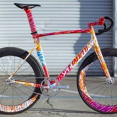 The all new incredible Allez Sprint ready for this weekends Red Hook Crit in…