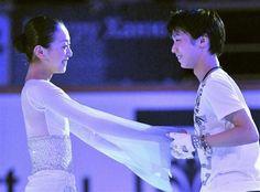 Mao Asada & Yuzuru Hanyu Rostelecom 2011 EX
