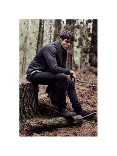 The Woodsman | Tim in by Jared Beck for Fashionisto Exclusive
