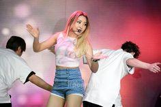 minzy, 2ne1 minzy, minzy ninano, minzy ninano debut stage, minzy comeback stage, minzy showcase, 2ne1 minzy, minzy 2017, minzy uno