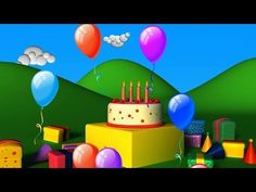JUST FOR YOU BEST HAPPY BIRTHDAY WISH SONG EVER SO ENOYYYY...................