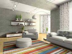 decoracion sala pequeña - Buscar con Google