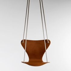 Leather Swing Seat
