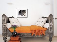 Orange. Image via Charming Trinity.