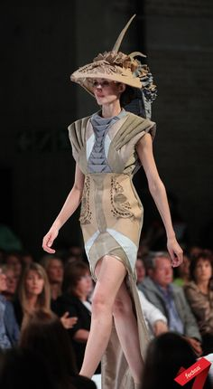 Graduate Collection Show 2013 #runway #catwalk. Photo by Suzanne Swart.