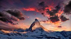 Matterhorn, Alpen, Schweiz | Diese 23