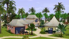 Heute auf unsere-simswelt.de: Gebäude für alle Notfälle für Mangkai Island von Nathalie