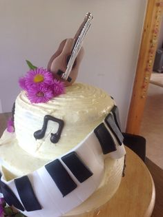 Pianocake