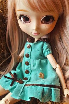 Pullip with freckles :)