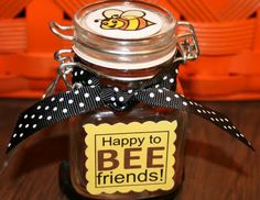 happy to bee friends