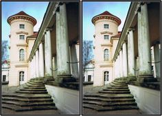 Stereoaufnahme Parallelblick