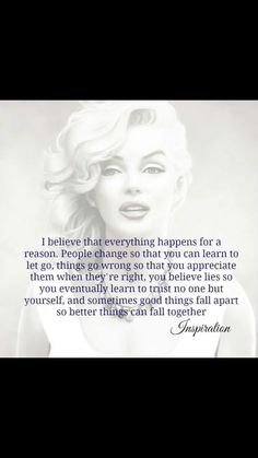 Quotes and inspiration from Celebrity QUOTATION - Image : As the quote says - Description . Sharing is everything - We, at Quotes Daily, we think that sharing is everything, so don't forget to share Wisdom Quotes, Me Quotes, Funny Quotes, Diva Quotes, Arte Marilyn Monroe, Great Quotes, Inspirational Quotes, Motivational Quotes, Marilyn Monroe Quotes