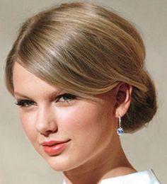 Sleek #wedding hairstyle simplyelegantforyou.com/