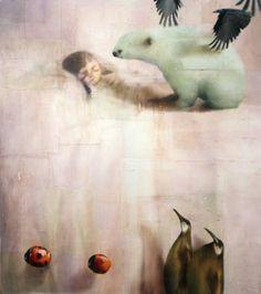 delicate  Chris Berens | Art | Paintings