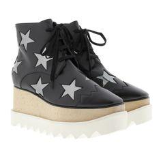 cool Stella Mc Cartney Boots & Booties - Elyse Stars Boots Black/Zinc - in silber, schwarz - Boots & Booties für Damen http://portal-deluxe.com/produkt/stella-mc-cartney-boots-booties-elyse-stars-boots-blackzinc-in-silber-schwarz-boots-booties-fuer-damen/  660.00