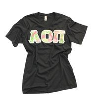 aoii stitch letter shirts - Google Search