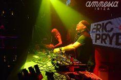 Eric Prydz en Amnesia Ibiza