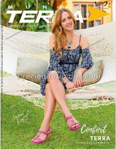 557 Mundo Terra Confort Calzado para mujer Terra Primavera Verano 2017  Catalogo Zapatos 1123ec7370831