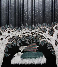 Diseñofilia | Increíble Arte de Dan-ah Kim