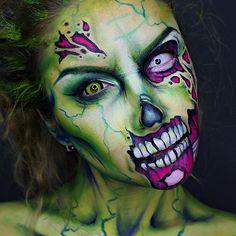 Biohazard Zombie!