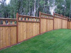Cedar Fence | Cedar Board Fence | AAA Fence, Inc.