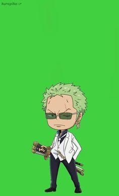 Zoro - One Piece Gold by Kurapika-r