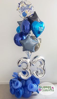 Simple Birthday Decorations, Mexican Party Decorations, Balloon Decorations Party, Balloon Arrangements, Balloon Centerpieces, Balloon Gift, Balloon Garland, Balloon Bouquet Delivery, Birthday Balloons